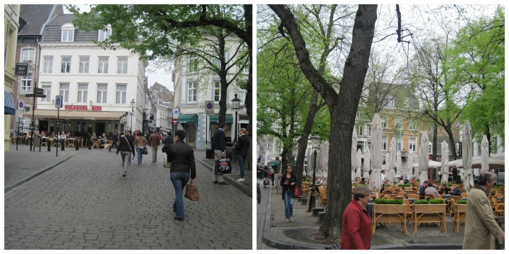 Streets of Maastricht