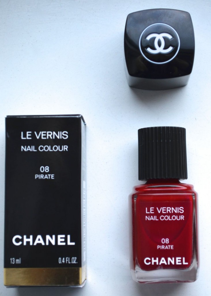 birthday presents Chanel nailpolish